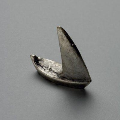 Μεταλλικό Χυτό Στοιχείο Ζάμακ Καράβι 39Χ39mm