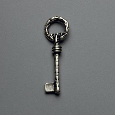 Cast Zamak Key 69Χ23mm