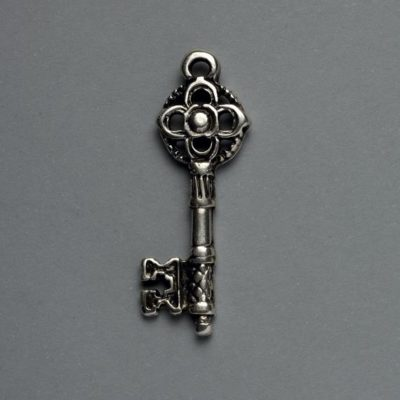 Cast Zamak Key 43Χ14mm