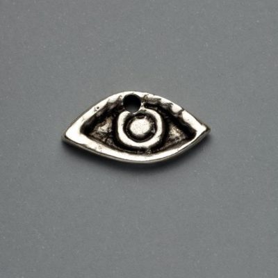 Μεταλλικό Χυτό Στοιχείο Ζάμακ Μάτι 14Χ13mm