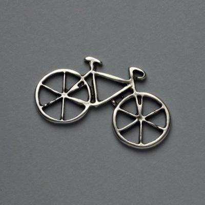 Cast Zamak Bicycle 47Χ25mm
