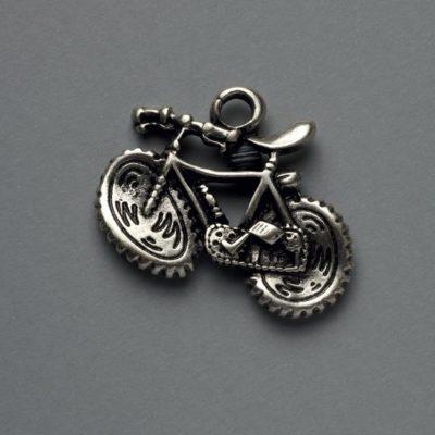 Cast Zamak Bicycle 37Χ30mm