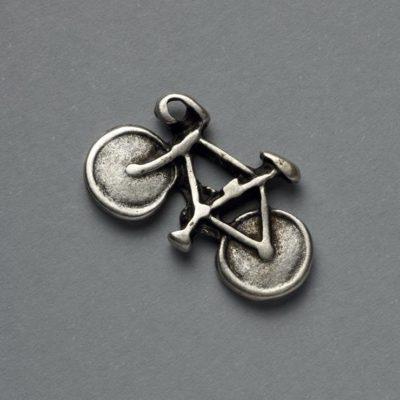 Cast Zamak Bicycle 25Χ15mm