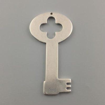 Cast Zamak Key 75Χ40mm