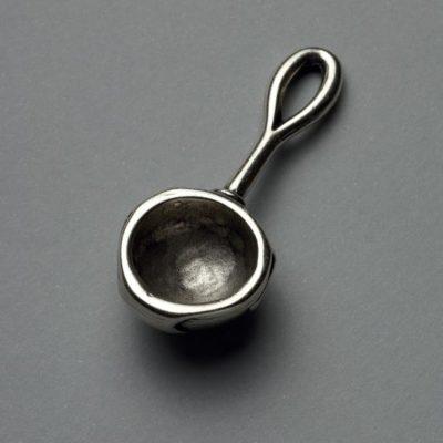 Μεταλλικό Χυτό Στοιχείο Ζάμακ Κουδουνίστρα 48Χ20mm