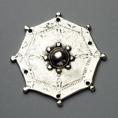 Μεταλλικό Χυτό Στοιχείο Ζάμακ Χαρταετός 77Χ77mm