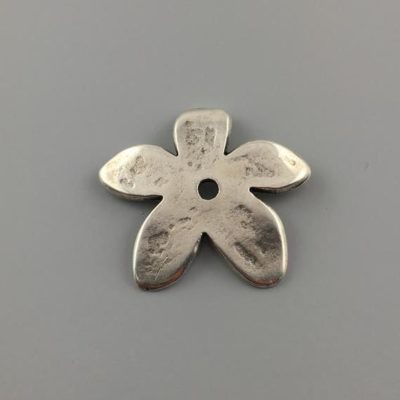 Μεταλλικό Χυτό Στοιχείο Ζάμακ Λουλούδι 30Χ31,5mm