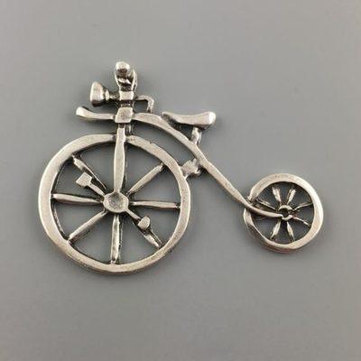 Cast Zamak Bicycle 51Χ67mm