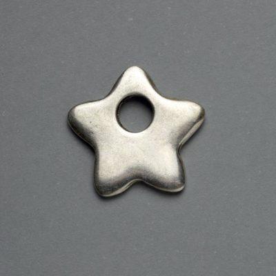 Μεταλλικό Χυτό Στοιχείο Ζάμακ Αστέρι 22Χ22mm
