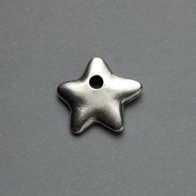 Μεταλλικό Χυτό Στοιχείο Ζάμακ Αστέρι 13Χ13mm
