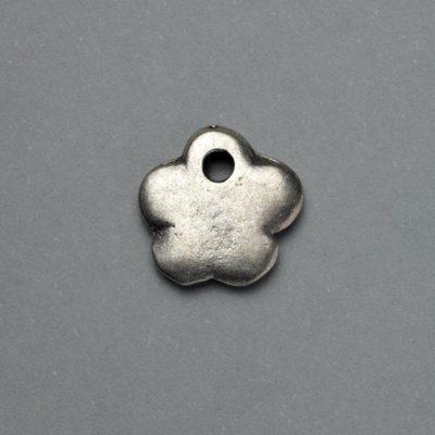 Μεταλλικό Χυτό Στοιχείο Ζάμακ Λουλούδι 12Χ12mm