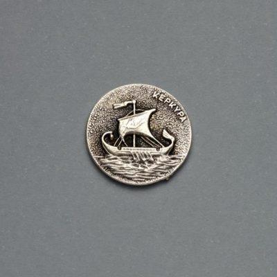 Μεταλλικό Χυτό Στοιχείο Ζάμακ Κέρκυρα 16Χ16mm