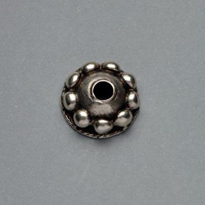 Μεταλλικό Χυτό Στοιχείο Ζάμακ Χάντρα 15Χ8mm