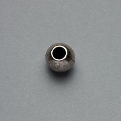 Μεταλλικό Χυτό Στοιχείο Ζάμακ Χάντρα 9Χ8mm