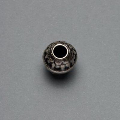 Μεταλλικό Χυτό Στοιχείο Ζάμακ Χάντρα 10Χ9mm