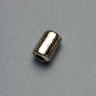 Μεταλλικό Χυτό Στοιχείο Ζάμακ Χάντρα 12Χ7mm