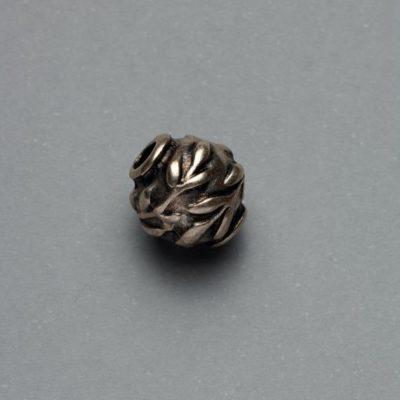 Μεταλλικό Χυτό Στοιχείο Ζάμακ Χάντρα 11Χ10mm