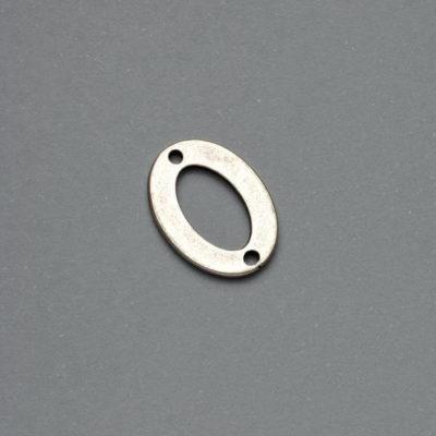 Μεταλλικό Χυτό Στοιχείο Ζάμακ Βοηθητικό 17Χ14mm