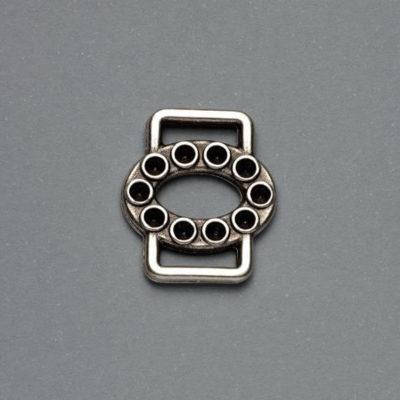 Μεταλλικό Χυτό Στοιχείο Ζάμακ Βοηθητικό 23Χ20mm