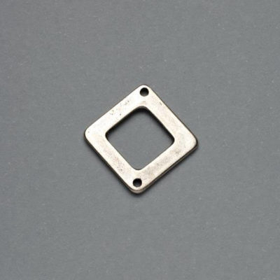 Μεταλλικό Χυτό Στοιχείο Ζάμακ Βοηθητικό 16Χ16mm