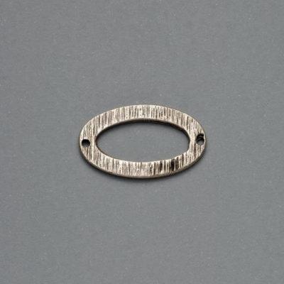 Μεταλλικό Χυτό Στοιχείο Ζάμακ Βοηθητικό 24Χ15mm