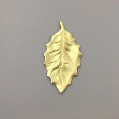 Ορειχάλκινο Πρεσσαριστό Φύλλο 46Χ23,5mm