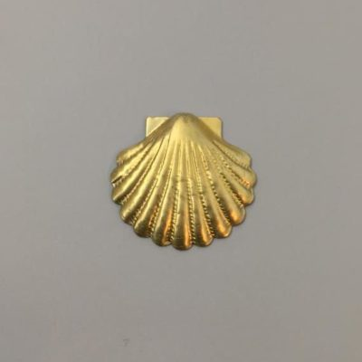 Ορειχάλκινο Πρεσσαριστό Αχιβάδα 29,5Χ30mm