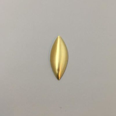 Ορειχάλκινο Πρεσσαριστό Διακοσμητικό 30Χ12mm
