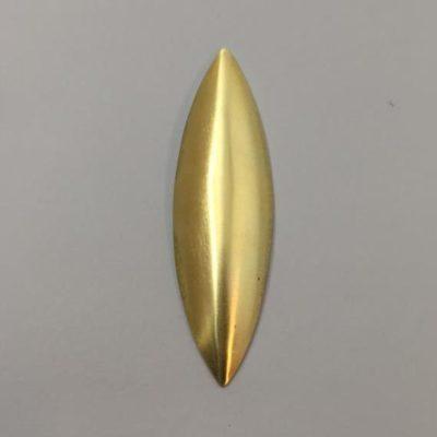 Ορειχάλκινο Πρεσσαριστό Διακοσμητικό 60Χ17mm