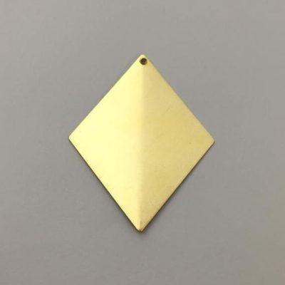 Ορειχάλκινο Πρεσσαριστό Γεωμετρικό 50Χ40mm