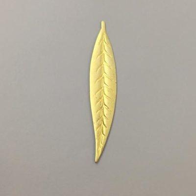 Ορειχάλκινο Πρεσσαριστό Φύλλο 59Χ11mm