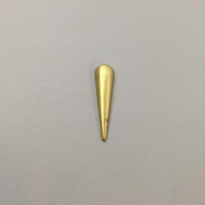 Ορειχάλκινο Πρεσσαριστό Διακοσμητικό 39X10mm