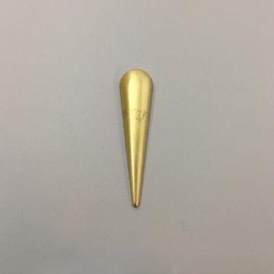 Ορειχάλκινο Πρεσσαριστό Διακοσμητικό 50X12mm