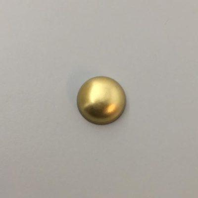 Ορειχάλκινο Πρεσσαριστό Ημισφαίριο 15X15mm