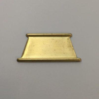 Ορειχάλκινο Πρεσσαριστό Διακοσμητικό 24X51mm