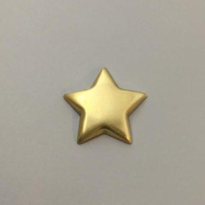 Ορειχάλκινο Πρεσσαριστό Αστέρι 26X26mm