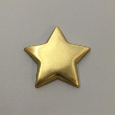 Ορειχάλκινο Πρεσσαριστό Αστέρι 36X36mm