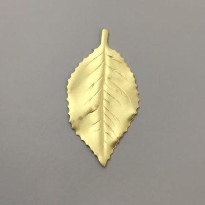 Ορειχάλκινο Πρεσσαριστό Φύλλο 60X30mm