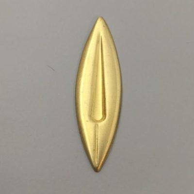 Ορειχάλκινο Πρεσσαριστό Διακοσμητικό 55X16mm