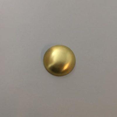 Ορειχάλκινο Πρεσσαριστό Στρογγυλό Φ22,5mm