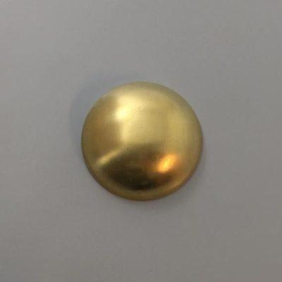 Ορειχάλκινο Πρεσσαριστό Στρογγυλό Φ35mm