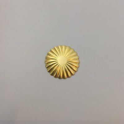 Ορειχάλκινο Πρεσσαριστό Διακοσμητικό 45Χ45mm