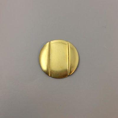 Ορειχάλκινο Πρεσσαριστό Διακοσμητικό Φ32mm