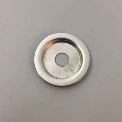 Σιδερένιο Πρεσσαριστό στρογγυλό Εξ. Φ38 Εσ. Φ10