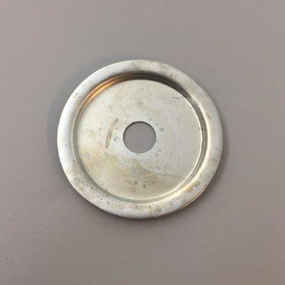 Σιδερένιο Πρεσσαριστό στρογγυλό Εξ. Φ50 Εσ. Φ10