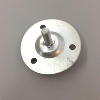 Σιδερένια Βάση Φ50 με Ντίζα Μ6